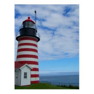 Maine Lighthouse 30 Post Card