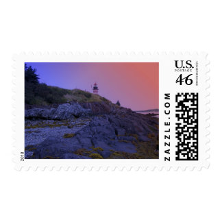 Maine Lighthouse 32 Stamp