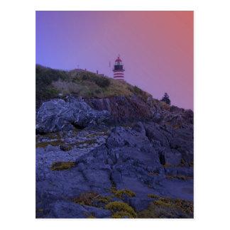 Maine Lighthouse 32 Postcard