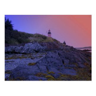 Maine Lighthouse 32 Post Cards
