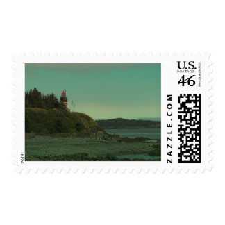 Maine Lighthouse 35 Stamps