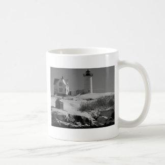 Maine Lighthouse 5 Classic White Coffee Mug