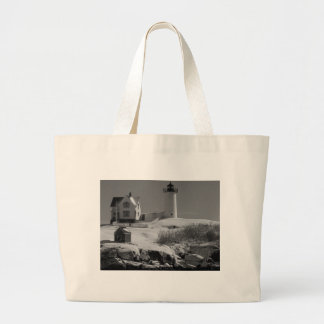Maine Lighthouse 5 Jumbo Tote Bag