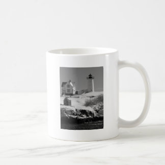 Maine Lighthouse 6 Classic White Coffee Mug