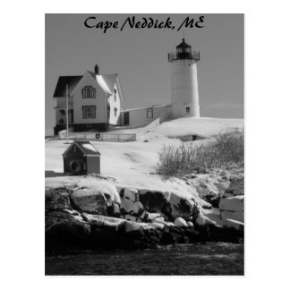 Maine Lighthouse 6 Post Cards