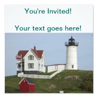 Maine Lighthouse Card