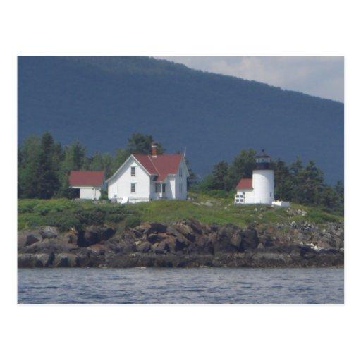 Maine Lighthouse Post Cards