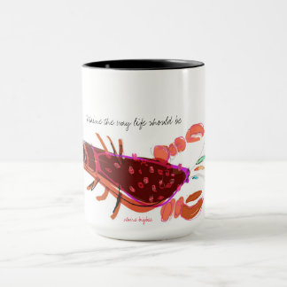 Maine Lobster 15oz Mug