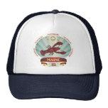 Maine Lobster Crest Trucker Hat