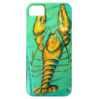 maine lobster green phonecase iPhone SE/5/5s case