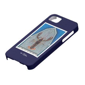 Maine Lobster Original iPhone 5 Case