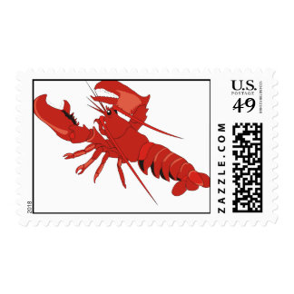Maine Lobster Postage