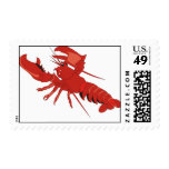 Maine Lobster Postage Stamps