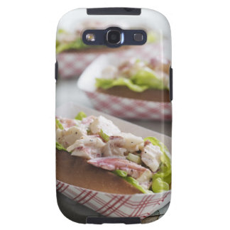 Maine Lobster Roll Samsung Galaxy S3 Cover