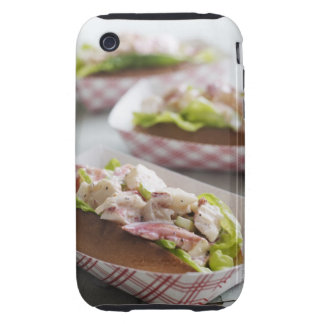 Maine Lobster Roll iPhone 3 Tough Case