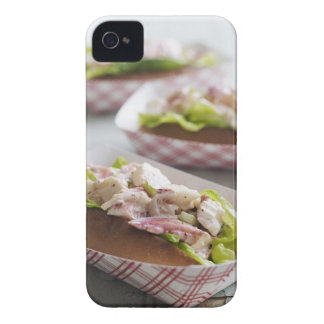 Maine Lobster Roll iPhone 4 Case-Mate Case