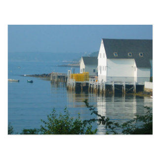 Maine Lobster Village Postcards