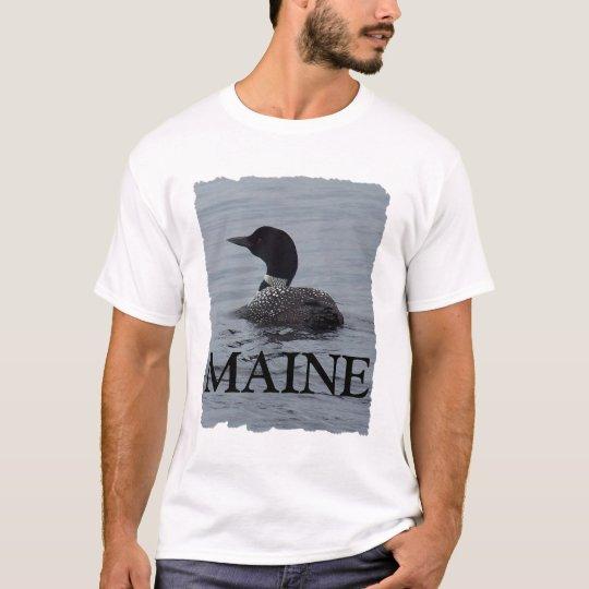 Maine Loon 2 T-Shirt