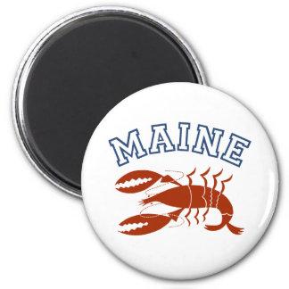 Maine Fridge Magnet