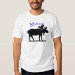 Maine Moose Tees