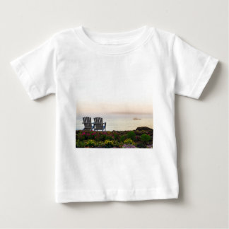 Maine Morning Mist Baby T-Shirt