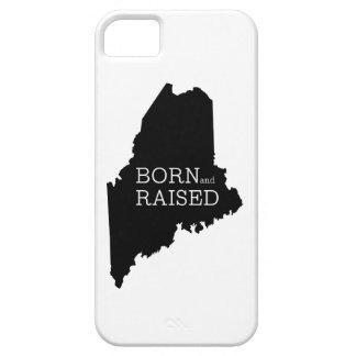 Maine nacido y aumentado iPhone 5 Case-Mate protectores