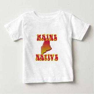 Maine Native Baby T-Shirt