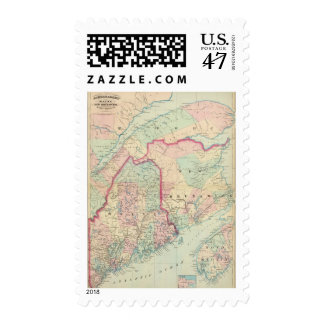 Maine, NB Postage