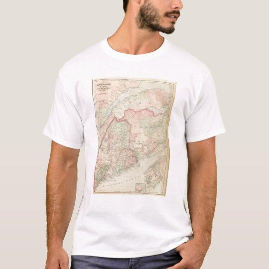 Maine, New Brunswick T-Shirt