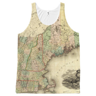 Maine, New Hampshire, Vermont, Massachusetts