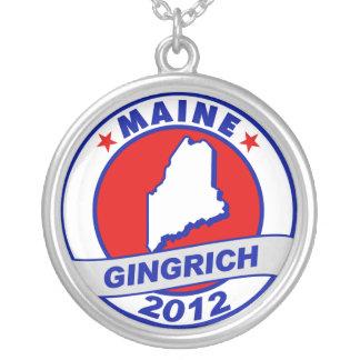 Maine Newt Gingrich Grímpola