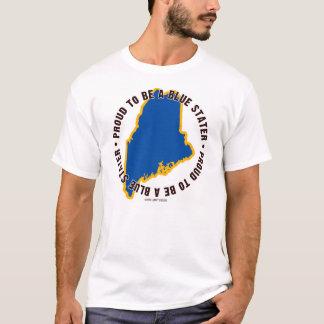 Maine: ¡Orgulloso ser una camiseta azul de Stater!