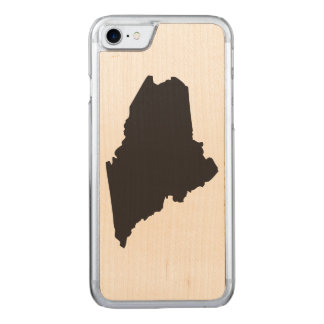 Maine Phone Carved iPhone 8/7 Case