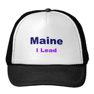 Maine-Pine Tree State Mesh Hats