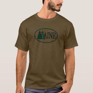 Maine Pine Trees II T-Shirt