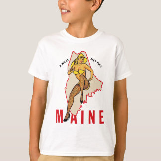 maine pinup T-Shirt