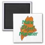 Maine Plant Manager Magnets