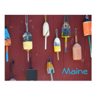 Maine Postales