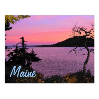 Maine Postcard