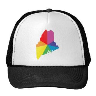 maine pride. trucker hat