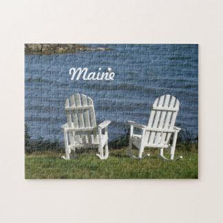 Maine Rompecabeza Con Fotos
