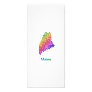 Maine Rack Card