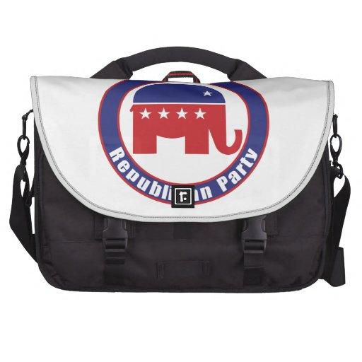 Maine Republican Party Laptop Commuter Bag