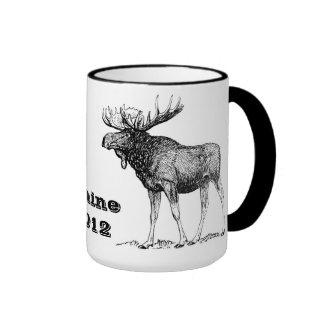 Maine Ringer Mug