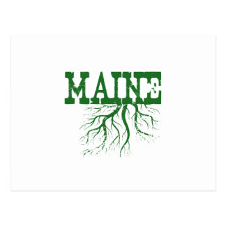Maine Roots Postcard