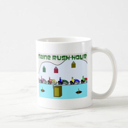 Maine_rush_hour Coffee Mug