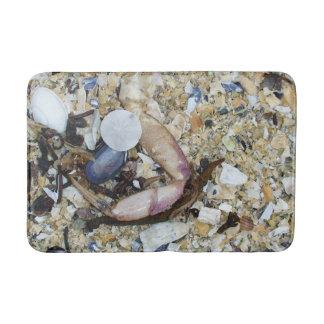 Maine Shells Bathroom Mat