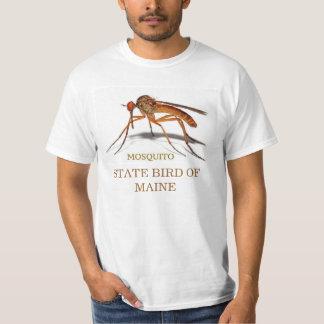 MAINE  STATE BIRD: THE MOSQUITO T-Shirt