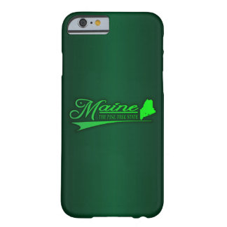 Maine State of Mine Barely There iPhone 6 Case