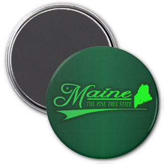 Maine State of Mine Magnet